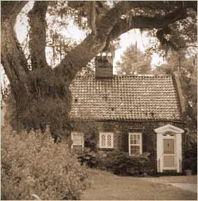 Plantation Kitchen House mansfield plantation bed & breakfast | historic south carolina